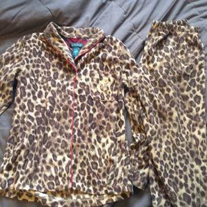 Ralph Lauren XS Fleece Pajamas